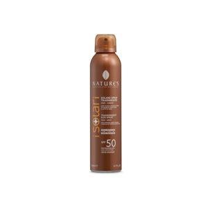 La protezione molto alta SPF 50 è indicata per pelli molto delicate e per soggetti biondi.