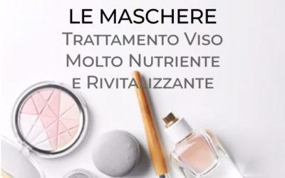 Maschere Viso – Trattamento Molto Nutriente e Rivitalizzante